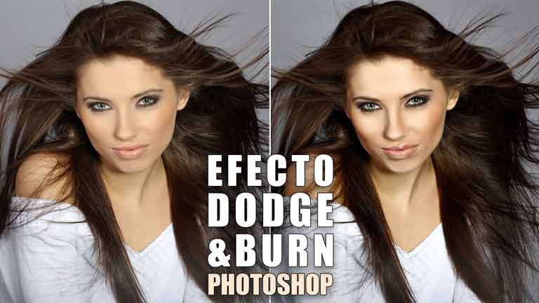 Efecto Dodge and Burn con Photoshop (3 métodos)